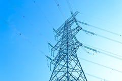 Tour électrique Image libre de droits