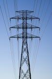 Tour électrique hydraulique images stock