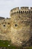 Tour antique dans la forteresse de Belgrade serbia image stock