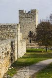 Tour antique dans la forteresse de Belgrade serbia photographie stock
