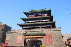 Tour antique de tambour à Kaifeng Photographie stock