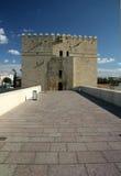 Tour Arabe de Cordoue, Calahorra photo stock
