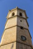 Tour, architecture traditionnelle du centre du CIT espagnol Images libres de droits