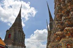 Tour bouddhiste de reliques Images libres de droits