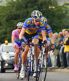 Tour of Britain Cycle Race - Day 4 Stock Images