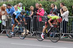 Tour of Britain 2013 Stock Photography