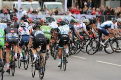 Tour of Britain 2013 Royalty Free Stock Images