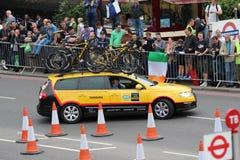 Tour of Britain 2013 Stock Images