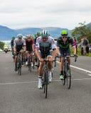 2016 Tour of Britain Royalty Free Stock Photo