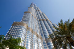 Tour Burj Khalifa Photos stock
