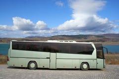 Tour bus royalty free stock photos