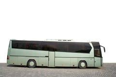 Tour bus stock photography