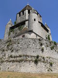 Tour Caesar, Provins ( France ). View of Caesar Tower in the medieval city of Provins, France Royalty Free Stock Photos