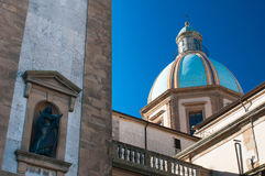 Tour in Caltagirone Stock Image