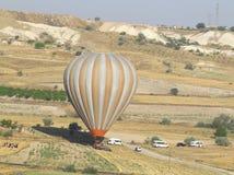 Tour in cappadocia Royalty Free Stock Photo