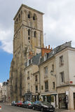 Tour Charlemagne. Tours. France Stock Photo