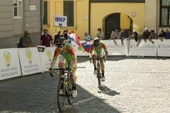 Tour of Croatia race Royalty Free Stock Photos