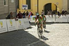 Tour of Croatia race Royalty Free Stock Photo
