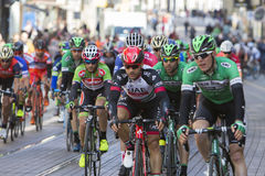 Tour of Croatia 6th stage Samobor - Zagreb Royalty Free Stock Photos