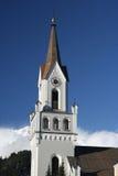 Tour d'église Image stock