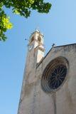 Tour d'église dans les Frances Photographie stock