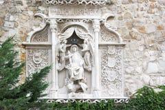 Tour d'église de Matthias Photographie stock