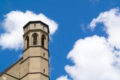 Tour d'église de Minorite à Vienne, Autriche Image libre de droits