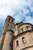 Tour d'église de rue Gabriel Photos stock