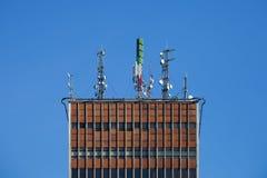 Tour d'émetteur Image stock