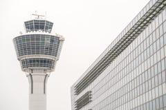 Tour d'aéroport de Munich Photographie stock