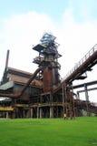 Tour d'acier de Vitkovice Image stock