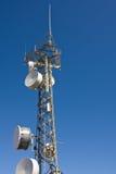 Tour d'antenne images libres de droits
