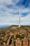 Tour d'antenne d'émetteur Photo stock
