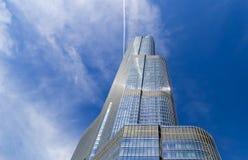Tour d'atout Chicago Images stock