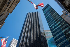 Tour d'atout, Manhattan, New York Photographie stock