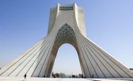 Tour d'Azadi Image libre de droits