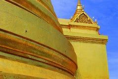 Tour d'or, Bangkok Image libre de droits