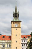 Tour d'eau à Prague Images stock