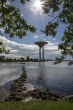 Tour d'eau de Lanskrona 2 Image stock