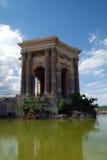 Tour d'eau médiévale Photo libre de droits
