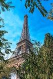 Tour d'Eifel photo libre de droits