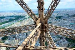 tour d'Eiffel Paris Image libre de droits