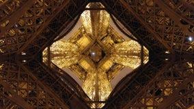 Tour d'Eiffell de soufflet Image stock