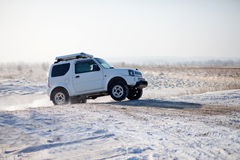 Tour d'hiver Images libres de droits