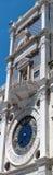 Tour d'horloge à Venise Photographie stock