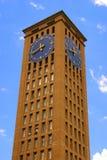 Tour d'horloge Photo libre de droits