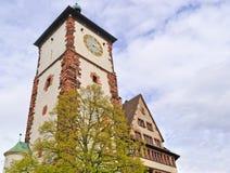 Tour d'horloge en Allemagne photos stock