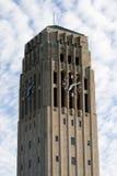 Tour d'horloge Ann Arbor Image libre de droits