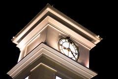 Tour d'horloge Bangkok Photographie stock