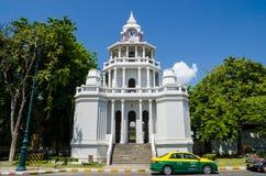 Tour d'horloge, Bangkok Thaïlande Image stock